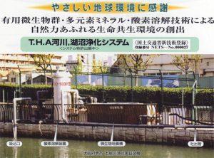河川・池・沼等に関する浄化企画